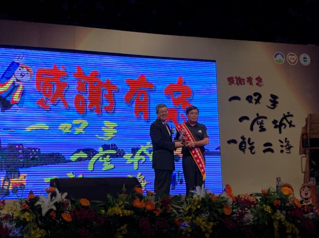 1005花蓮市公所清潔隊隊部更獲環保署評選為全國隊部特色獎